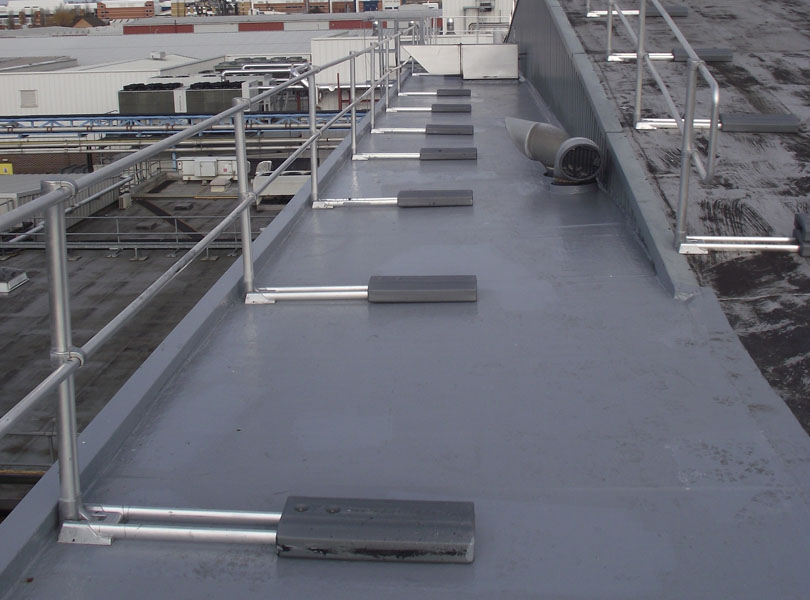 Liquid roofing services from Proctor Roofing