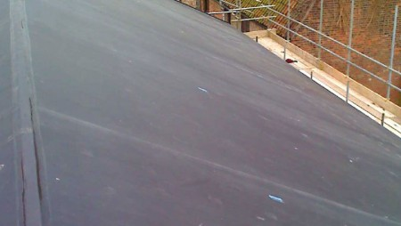 EPDM Roofing – Roof Replacement of Storage Barn – Kings Lynn