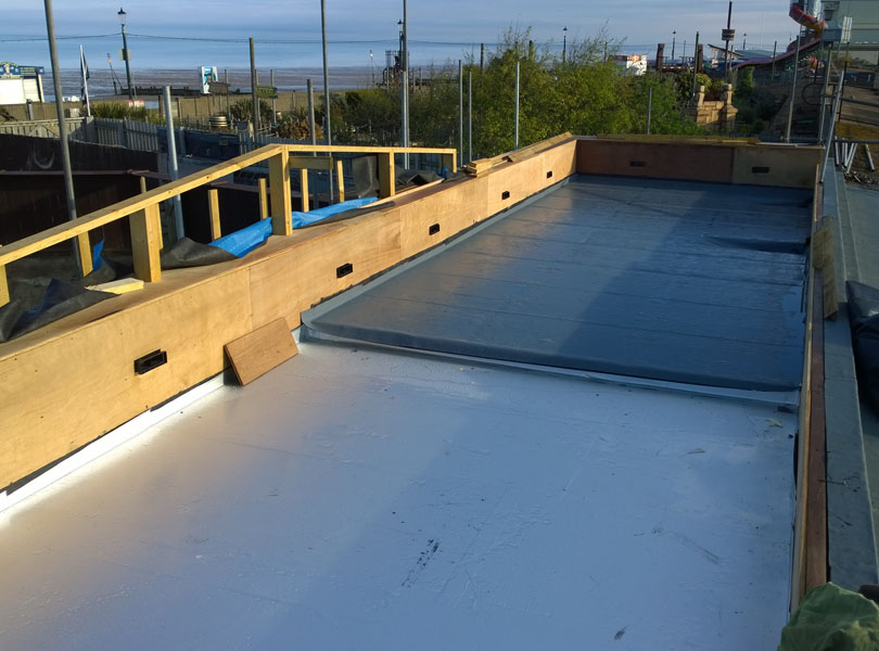 Sea Life Centre Hunstanton EPDM Roofing