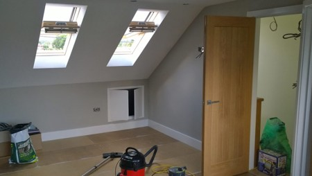 Loft Conversion – North Norfolk Coast